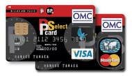 BP SELECT CARD