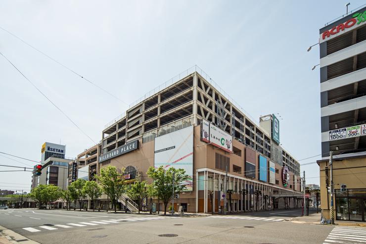 BILLBOARD PLACE 新潟ファッションビル万代ビルボードプレイス