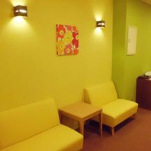 授乳室 待合スペース