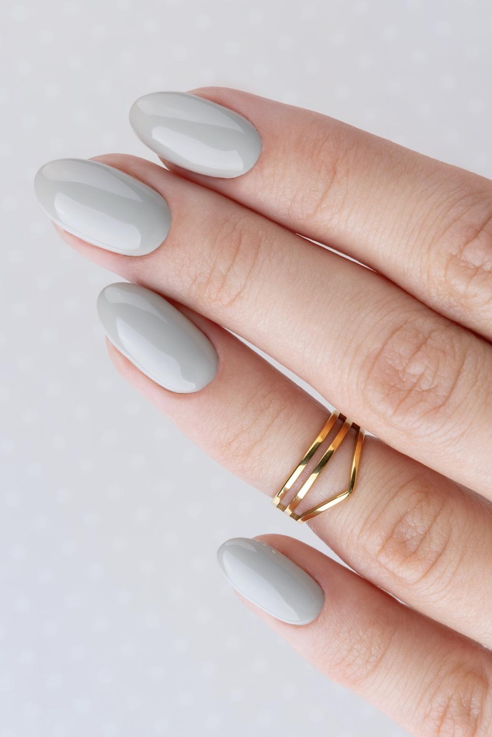 【フィルイン施術】爪に優しいパラジェルを使用しています【サンディング不要】