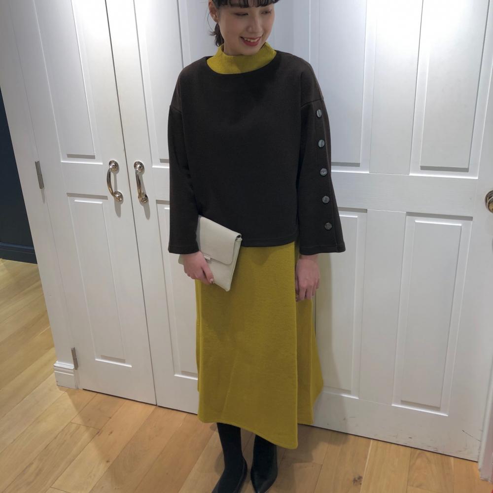 Robe de la moutarde