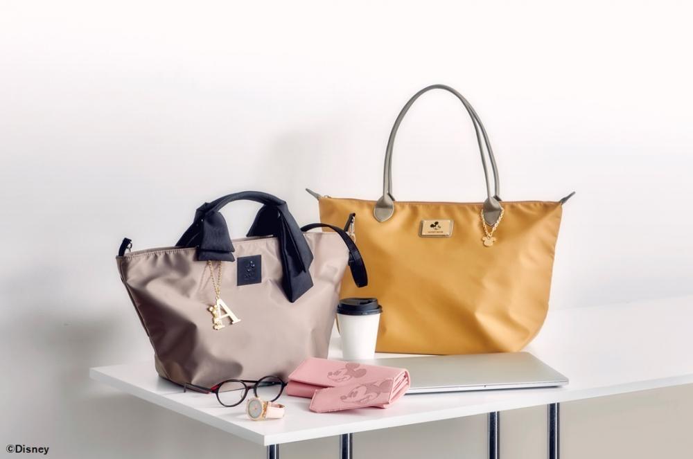 オフィスシーンでも使えるバッグやファッション雑貨が2月18日(火)より発売!
