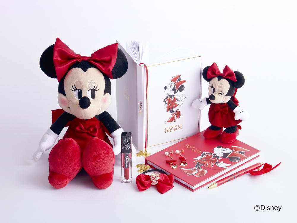 3月2日は「ミニーマウスの日」! 特別な日をお祝いするシリーズが2/25(火)より発売!