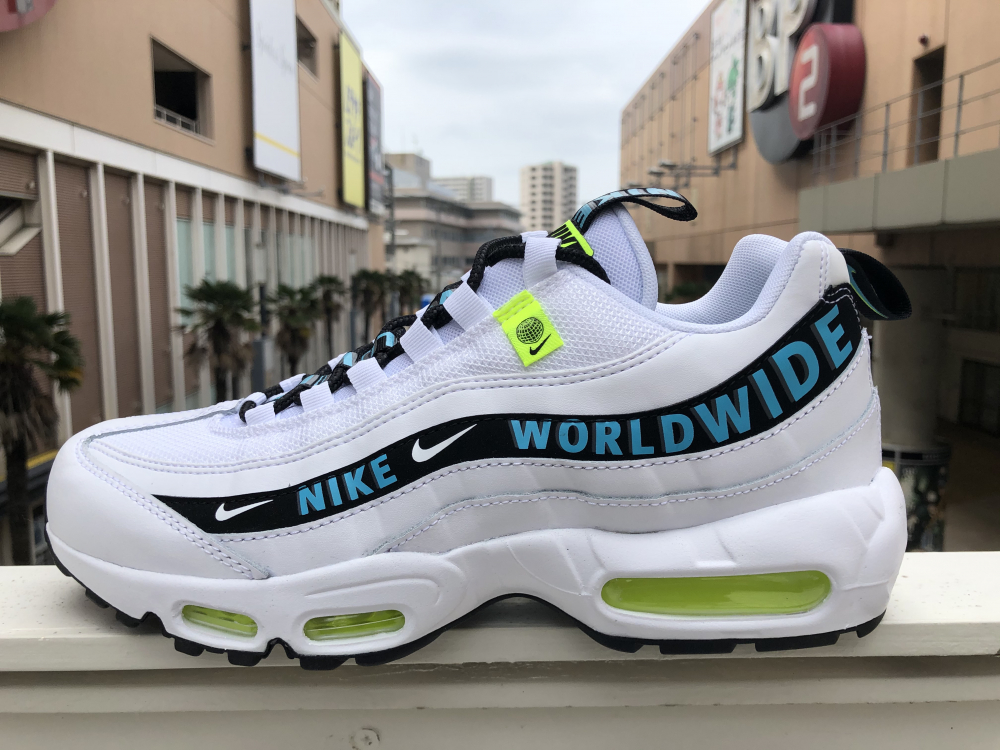 NIKE AIR MAX 95SE WORLD WIDE PACK 入荷
