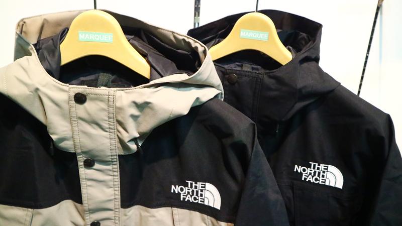 THE NORTH FACEのマウンテンライトジャケットの春のNEWカラーが入荷!