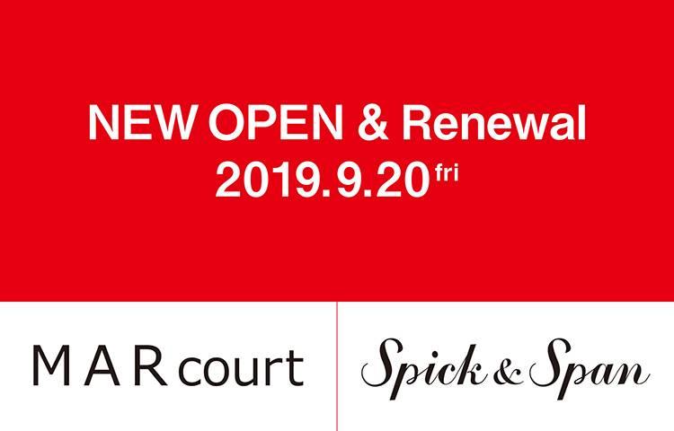 NEW OPEN & Renewal