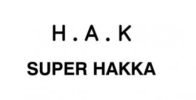 H.A.K/SUPER HAKKA