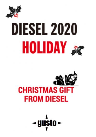 DIESEL Xmas Campaign