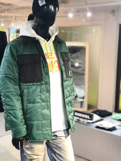 DIESEL 20SS PREVIEW COLLECTION