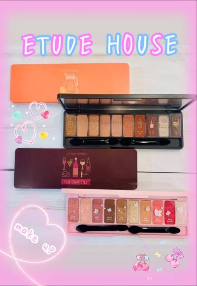 【ETUDE HOUSE】PLAY COLOR EYES パレット♡