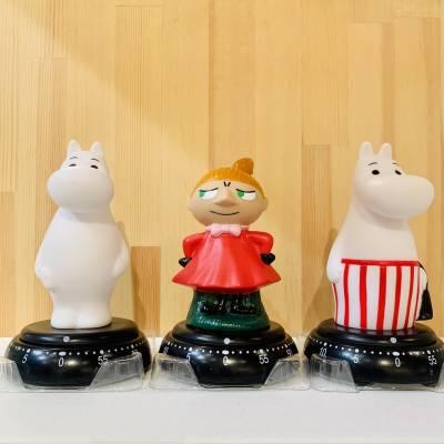 【MOOMIN】3Dキッチンタイマー
