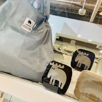 【moz】ダイカットエコバッグ♡