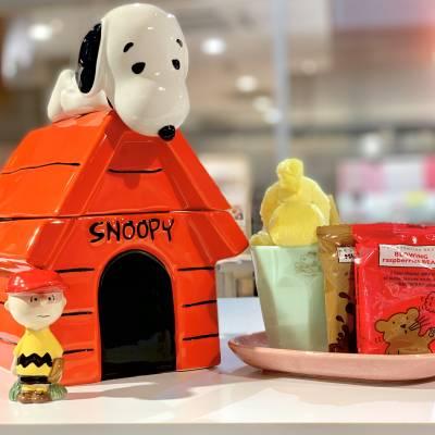 スヌーピー♡クッキージャー