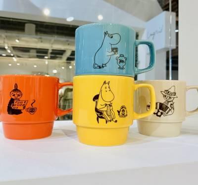 【ムーミン】スタッキングマグカップ