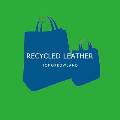 8.7.sat Release〈RECYCLED LEATHER〉