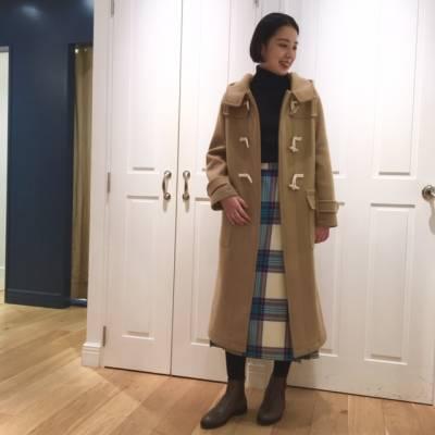 *Duffle coat*