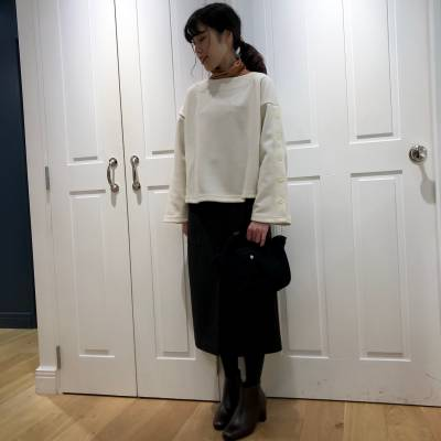 Boutonne le pull-over