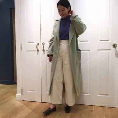 Manteau de la robe