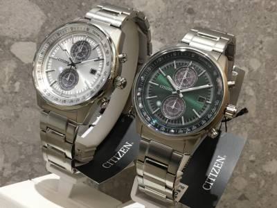 【CITIZEN FRESHERS FAIR】初めての腕時計に!男性にオススメのシチズンウォッチ!!