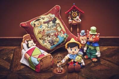 映画公開80周年『ピノキオ』の、世界観あふれるアイテムが1月21日(火)に登場!
