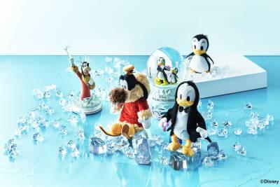 短編アニメーション『ドナルドの南極探検』がモチーフ!クールグッズが4月20日(火)発売
