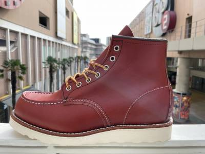 【RED WING】9/18Recommend
