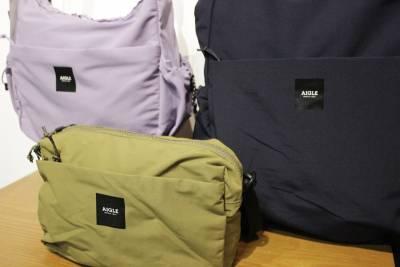 AIGLEの春の新作バッグが入荷しました!