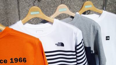 THE NORTH FACEの新作Tシャツ