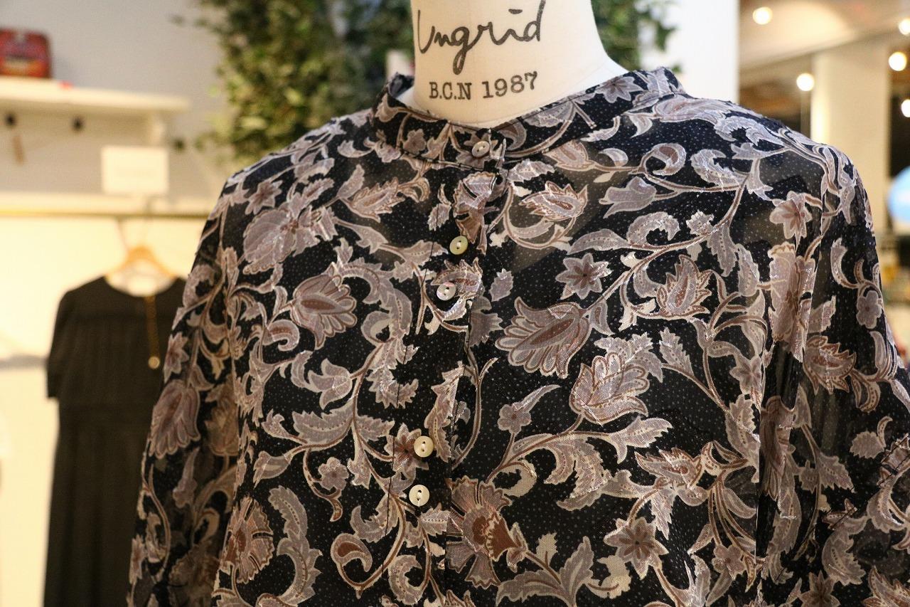 今秋は柄で魅せる!デザインで差をつける秋服コーディネート